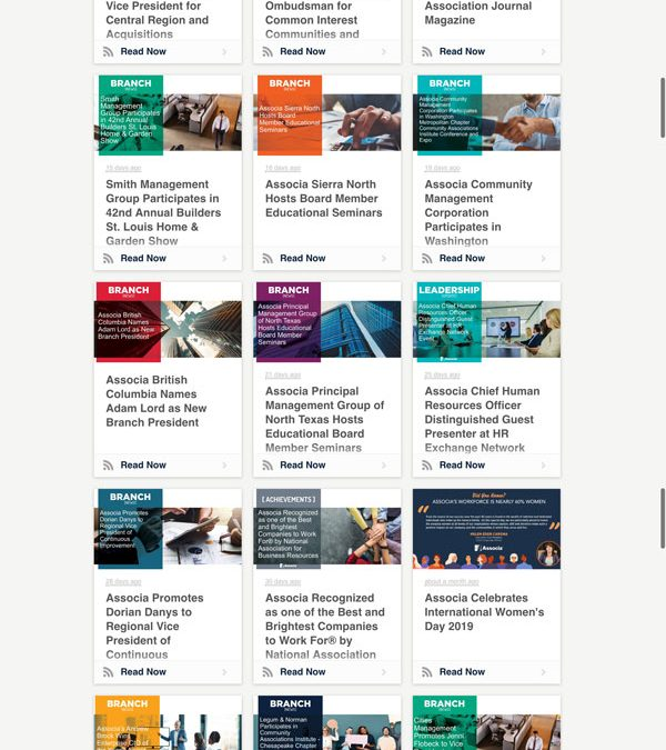 Associa News Hub